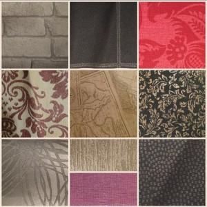 B&Q wallpaper samples