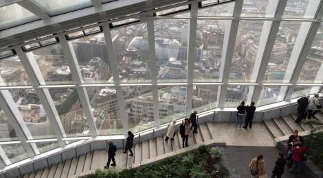 London Trip - The Sky Garden