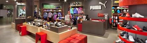 Ranbir - Puma Store Design